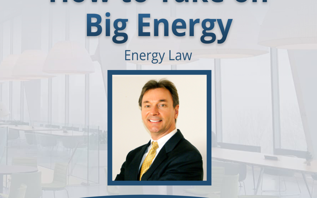 Paul Neilan: How to Take On Big Energy